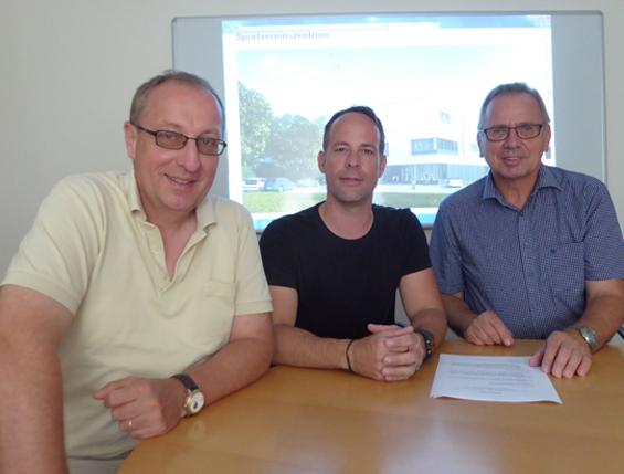 Leitung SportQuadrat: Volker Scholz leitet das neue Sportzentrum in BIetigheim-Bissingen ab November 2016